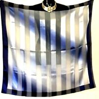 Scarf / Kaftan Accessories / Silvery Blue / Large / Wholesale