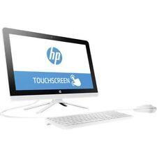 """CHEAP AIO PC HP 22-b065na AMD Quad Core 2.4GHz 8GB 1TB FHD 21.5"""" IPS TOUCHSCREEN"""