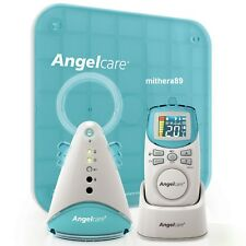 Angelcare AC401 Movement & Sound BABY MONITOR + Sensor Pad Breathing Alarm VGC: