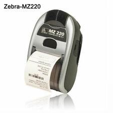 Zebra MZ220 Imprimante Étiquettes Printer Bluetooth Mobile Imprimante Bon Caisse