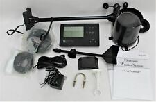OREGON SCIENTIFIC WM-918 Complete Home Electronic Weather Monitoring Station NEW