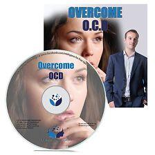 OVERCOME OCD HYPNOSIS CD -Mark Bowden Hypnotherapy obsessive compulsive disorder