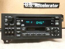 Genuine OEM Dodge Jeep Chrysler Radio CD & Cassette Player   RAZ   P04704383AH