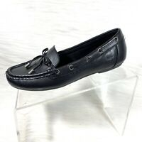 Boc By Born Women's Loafers Black Soft Leather Size 7 M