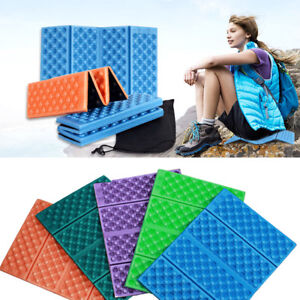 Foldable Sitting Pad Outdoor Hiking Sport Camping Dinning Cushion Seat Mats Foam