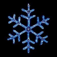 Buy premier snowflake christmas lights ebay 90cm twinkling blue lit snowflake outdoor silhouette christmas led aloadofball Gallery