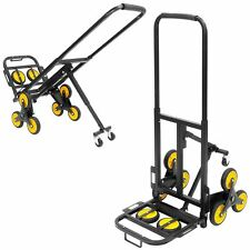 Mount It Stair Climber Hand Truck 330 Lbs Capacity