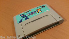 Megaman X Super Nintendo SNES JAP NTSC