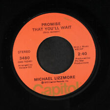 MICHAEL LIZZMORE: Promise That You'll Wait / Try A Little Tenderness 45 (midtem