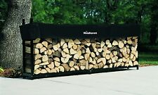 The Woodhaven 10ft Firewood Rack