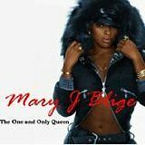Mary J. Blige - ONE & ONLY QUEEN - CD Album