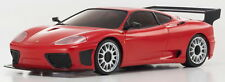 Kyosho K.32238r Mini-z Mr03 Sports 2 Ferrari 360 GTC Rosso Incl.