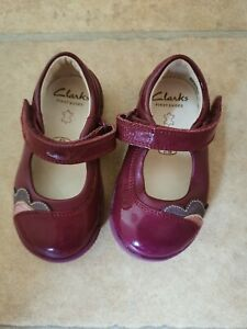 Clarks first shoes size 4H