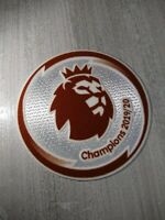 Premier League Champions Patch 2019/20 (Liverpool) Official Felt Material