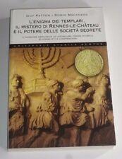 GUY PATTON / ROBIN MACKNESS - L'ENIGMA DEI TEMPLARI - UNIVERSALE STORICA NEWTON