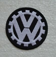patch, écuson vw 9cm