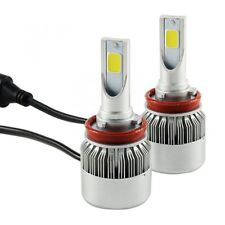 Audi A3 A4 A5 S5 Xenon White LED Foglights Kit - H8/H11 6000K Fog Lights