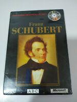 Franz Shubert Enciclopedia Musica Clasica - CD - Cd-Rom Nuevo