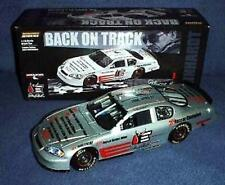 DALE EARNHARDT HALL OF FAME CAR 1:18 SCALE - BACK ON TRACK - RARE - FREE SHIP