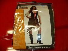 CALIFORNIA COSTUMES BUCCANEER BEAUTY PIRATE WOMEN COSTUME X-LARGE
