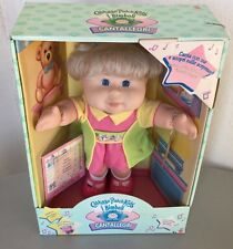 1998#MATTEL CABBAGE PATCH Singing 'Babblin Fun' Doll I BIMBOLI CANTALLEGRI#NIB