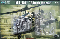 Kitty Hawk 1/35 MH-60L Blackhawk KH50005 Assemble Precision Model Kit