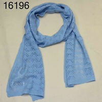 New Quality Pure Cashmere Soft Warm Wrap Shawl Scarf Pashmina Scarves Gift 001