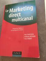 Le marketing direct multicanal