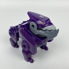 2015 Transformer UNDERBITE Robots in Disguise Legion Decepticon McDonalds Toy