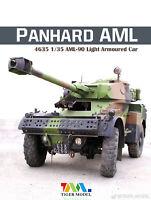 Tiger 4635 1/35 Panhard AML-90 Light Armoured Car Model 2019 New