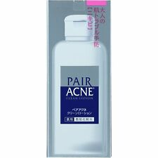 Pair acne Clean lotion 160ml Lion Skin care Acne Care Facial Toner From Japan