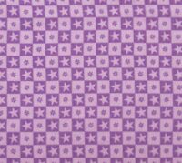 Purple Stars Flannel Cotton Fabric Checkers David Textiles By The Yard
