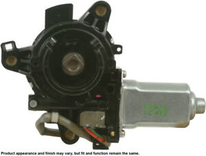 Power Window Motor Front Right,Rear Left Cardone 47-10018 Reman