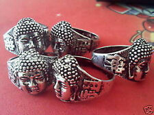 Wholesale Miao five Buddha Head ring silver Tibet