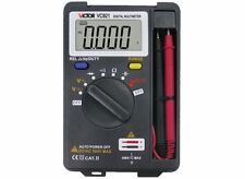 VC921 3 3/4 Pocket Digital Multimeter Mini Tiny Small