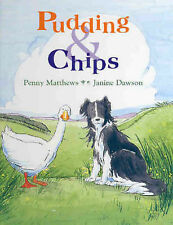 Pudding and Chips by Penny Matthews Hardcover BNew FREE SHIPPING
