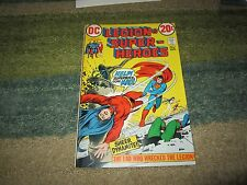LEGION OF SUPER HEROES #1 AWESOME BRONZE AGE COMIC