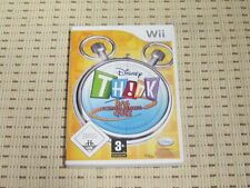 Disney Think Das Schnelldenker-Quiz für Nintendo Wii und Wii U *OVP*