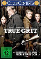 JEFF/BROLIN,JOSH/DAMON,MATT BRIDGES - TRUE GRIT (2010)   DVD NEU COEN
