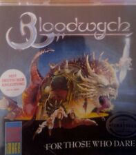 Bloodwych (Mirrorsoft) c 64 (floppy disk) (Game, BOX, MANUAL)