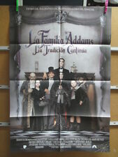 1544      LA FAMILIA ADDAMS. LA TRADICION CONTINUA. ANJELICA HUSTON, RAUL JULIA,