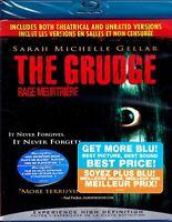 NEW CLASSIC HORROR BluRAY - THE GRUDGE - Sarah Michelle Gellar, Bill Pullman
