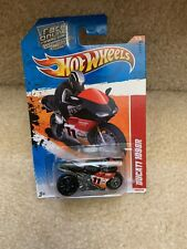 2011 HOT WHEELS #199 DUCATI VOLCANO 1098R RACING MOTORCYCLE BIKE