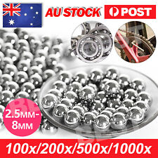 Steel Loose Bearing Ball 2.5-8mm Replacement Parts Bike Bicycle Cycling AU