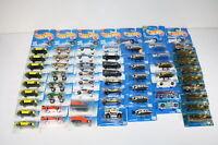 Hot Wheels 1990-1995 Blue Card Lot of 54 Cars - Stocker Monte Camaro Holden