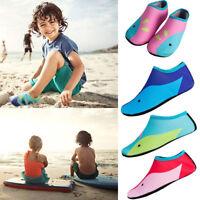 Kids Children Barefoot Water Shoes Skin Aqua Socks For Girls Boys Beach Swimming