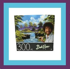 Cardinal 300 Piece Puzzle- Misty Waterfall By Bob Ross