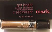Avon mark Get Bright Hook Up EYE FACE Highlighter DEEP SHADE New in Box!