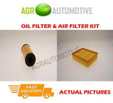 Kit de Servicio de Gasolina Aceite Filtro De Aire Para Mercedes-Benz A160 1.5 95 BHP 2009-12
