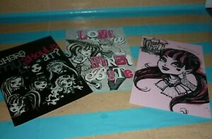 Monster High Cards for Play/Collector